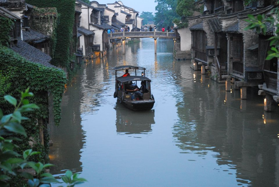 Wuzhen is one of those places where it is difficult to take a bad picture.  This is an interesting city that I would like to take more time to explore.  I still wonder just how they accomplished this 1,300 years ago.